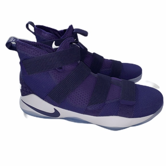 Nike Other - NEW Lebron Soldier 11 TB New Orchid Nike Purple